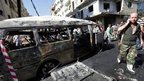 Deadly car bomb at Syria funeral