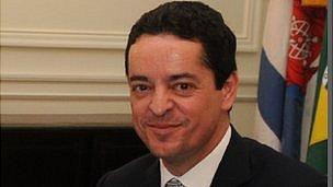 Spanish billionaire Enrique Banuelos