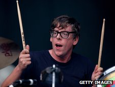 Patrick Carney from The Black Keys