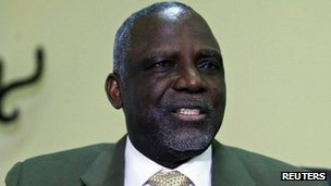 Barth Nnaji  (25 April 2012)