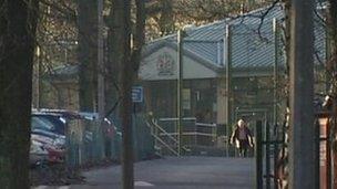 New Hall Prison