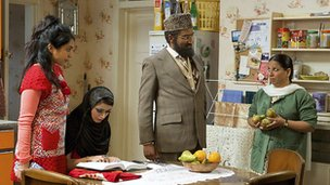 scene from citizen khan