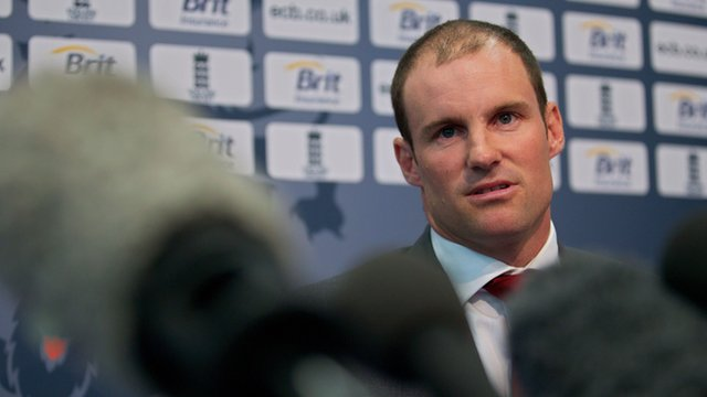 Andrew Strauss