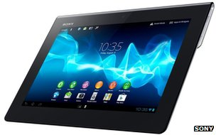 Sony&#039;s Xperia Tablet S