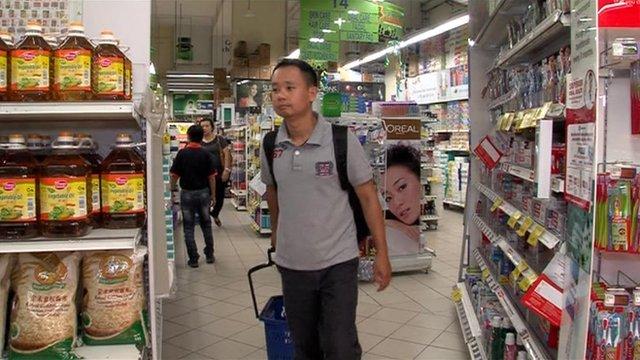 Singapore store