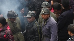 China's mining industry has often been criticised for poor safety standards