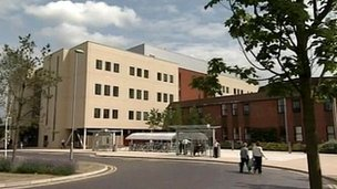 Ipswich Hospital