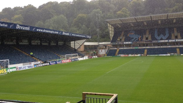 Adams Park