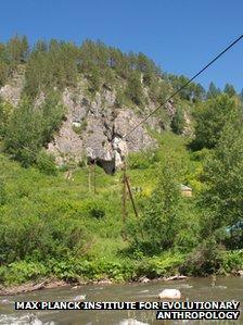 Siberia's Denisova Cave