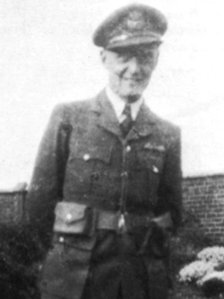 "Flying Officer Oswald St John ""Ossie"" Pigg"