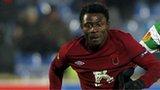 Nigeria striker Obafemi Martins
