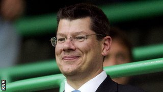 Scottish Premier League chief executive Neil Doncaster