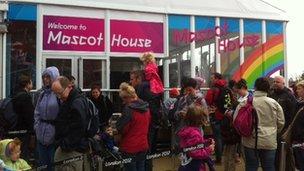 Mascot House