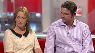 Angela and Simon Wood