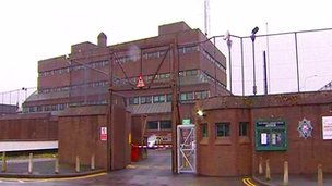 Antrim PSNI station