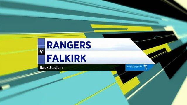 Rangers v Falkirk