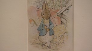 The first Peter Rabbit tale was written in 1902