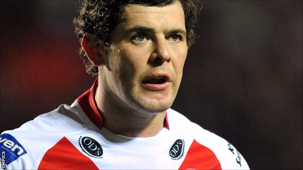 St Helens captain Paul Wellens
