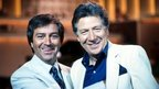 Des O&#039;Connor and Max Bygraves (R)