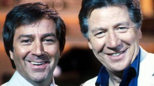 Des O&#039;Connor and Max Bygraves on Des O&#039;Connor Tonight