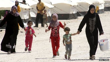 Syria Conflict: Jordan 'Needs More Money' For Refugees