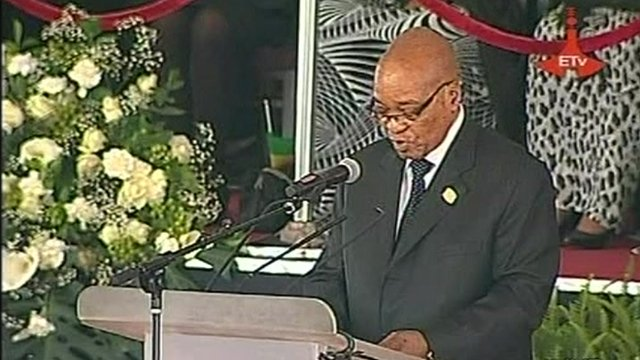 President Zuma