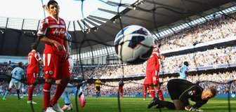 Man City v QPR