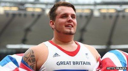 Paralympics Gb Gold Medal Winners Of London 2012 Cbbc