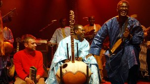 Africa Express at the BBC Electric Proms