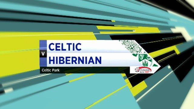 Highlights - Celtic 2-2 Hibernian