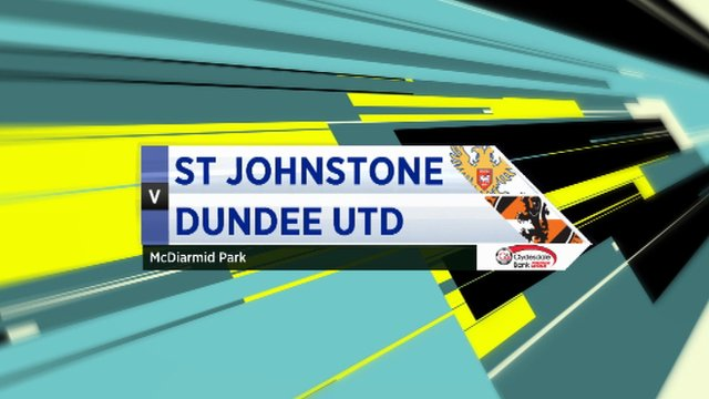 Highlights - St Johnstone 0-0 Dundee Utd