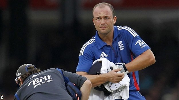 Jonathan Trott