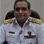 Rear Admiral Nazimuddin Ahmed, Chairman Chittagong Port Authority