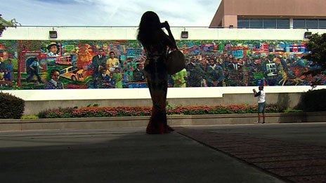 Mural in Atlanta