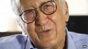 Lakhdar Brahimi (file)