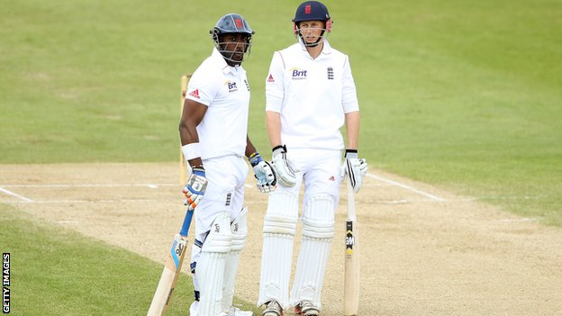 Michael Carberry & Joe Root