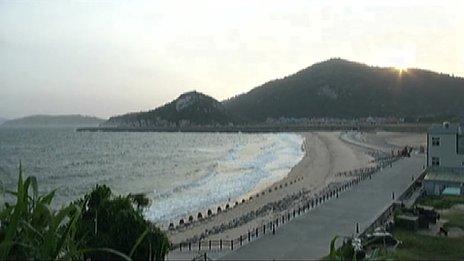 Matsu Island