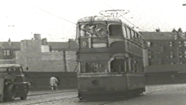 Glasgow trams