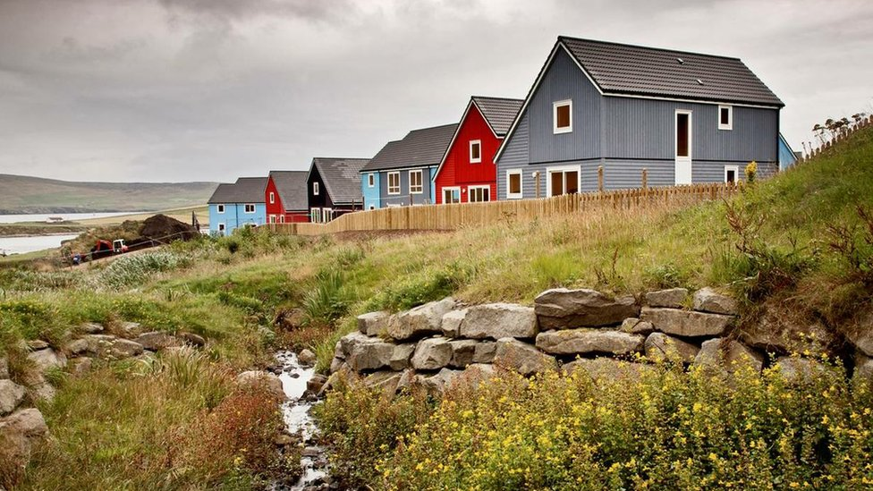 Houses For Sale In The Shetland Islands