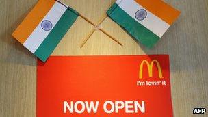 McDonald&#039;s India