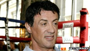 Sylvester Stallone, pictured in 2004
