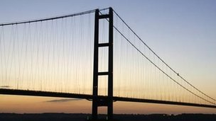 Generic Humber bridge