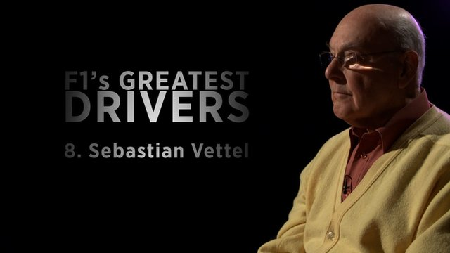 Murray Walker on Sebastian Vettel
