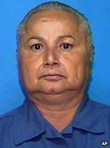 File photo from Florida Department of Corrections of Griselda Blanco