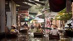 Bangkok&#039;s canals 