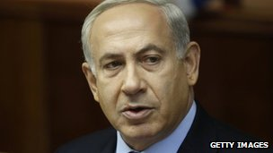 Benjamin Netanyahu (2 September 2012)