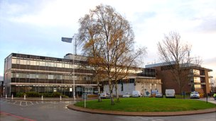 Hertfordshire Police HQ