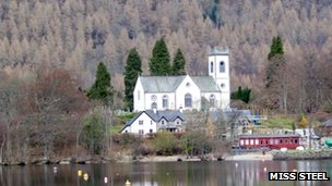 Kenmore church