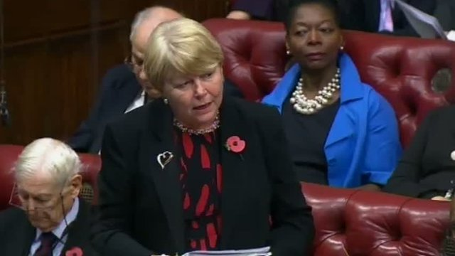 Baroness Randerson