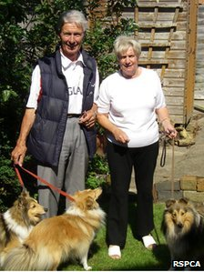 Wensley and his owners